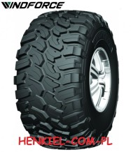 NOWA OPONA WINDFORCE 35x12.50R15 CATCHFORS MT 113Q 6PR TL POR SUV 4X4 OFF-ROAD